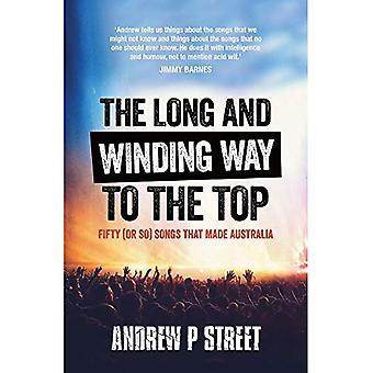 O longo e o enrolamento de caminho para o topo: 50 (ou menos) as músicas que fizeram a Austrália