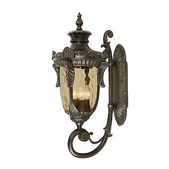 Lanterne de Philadelphie de grand mur - éclairage Elstead