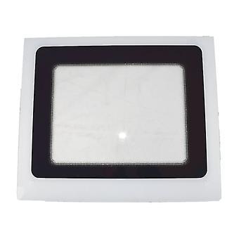 Hotpoint Main Oven Cooker Door Glass White