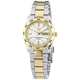 Seiko analogue watch automatic Donna SYMG42K1 Plated with stainless steel strap