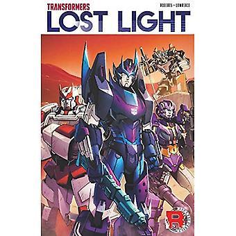 Transformateurs: Lumière perdue, Vol. 1