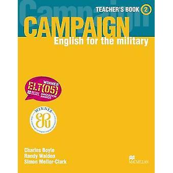 Kampanj 2 - lärarens bok av Charles Boyle - 9781405009867 bok