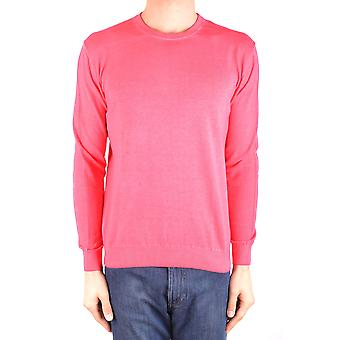 Altea Ezbc048103 Men's Fuchsia Cotton Sweater