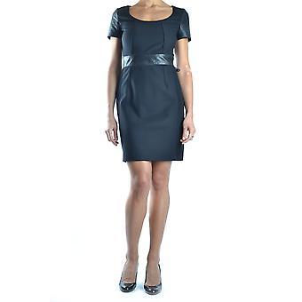 Marc Par Marc Jacobs Ezbc062008 Women-apos;s Black Wool Dress