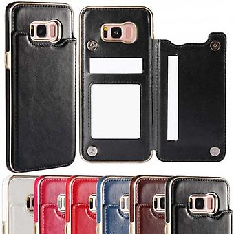 Flipwallet 2-kort Samsung Galaxy S8 (sm-g950f)