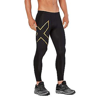 2XU Mens MCS X-Fit Compression Tights - SS18