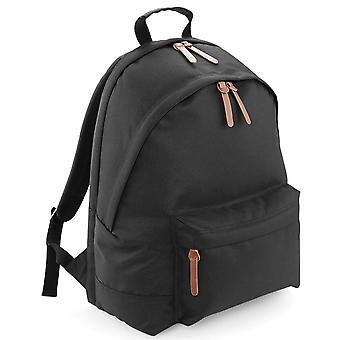Bagbase Campus vadderade Laptop kompatibel ryggsäck/ryggsäck (förpackning med 2)