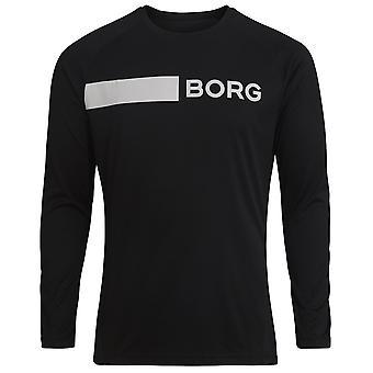 Bjorn Borg Herren Langarm T-Shirt Ante T-Shirt