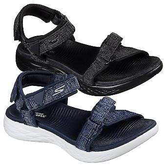 Skechers Womens 2019 On The Go 600 Radiant Sandals