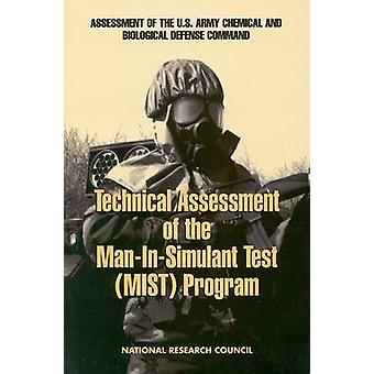 Technical Assessment of the Man-in-Simulant Test Program by Standing
