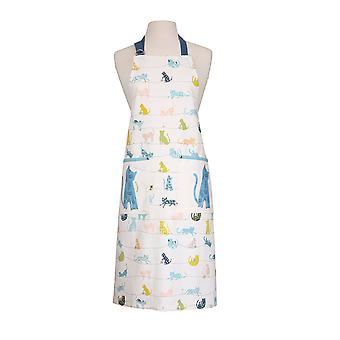 Dexam Curious Cats Apron