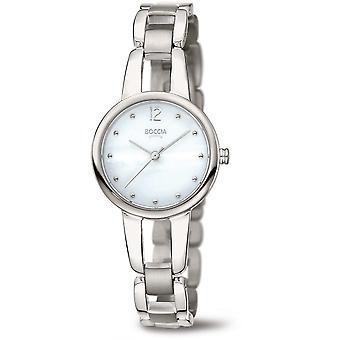 Boccia Titanium 3290-01 naisten Watch