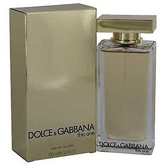 The One By Dolce & Gabbana Eau De Toilette Spray (new Packaging) 3.3 Oz (women) V728-540608