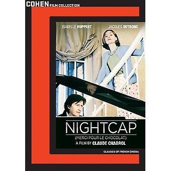 Nightcap (Merci Pour Le Chocolat) [DVD] USA import