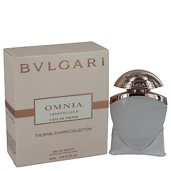 Omnia Crystalline L & eau De Parfum Mini Edp Spray by Bvlgari 541322 25 مل