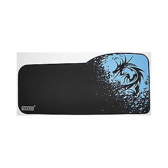 XXL Dragon Patterned E-Sports Keyboard mouse pad, tamaño: 73 cm x 33/28 cm