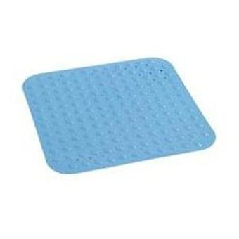 Wenko shower mat tropic blue (Bathroom accessories , Bathroom rugs)