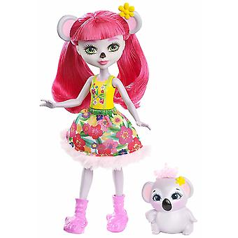 Enchantimals Karina Koala Doll Docka 15cm