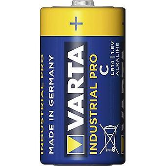 C battery Alkali-manganese Varta Industrial Pro LR14 7800 mAh 1.5 V 1 pc(s)