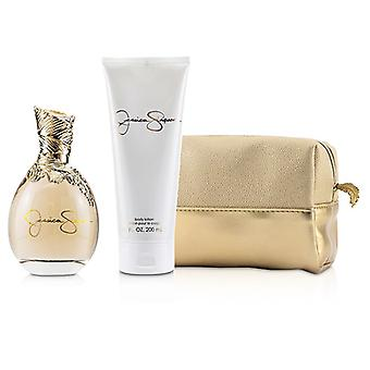 Signature Coffret: Eau De Parfum Spray 100ml/3.4oz + Body Lotion 200ml/6.7oz + Cosmetic Bag - 2pcs+Bag