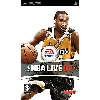 NBA Live 08 (PSP) - As New