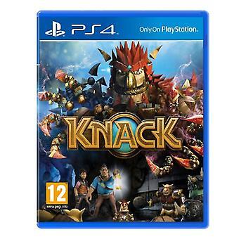 Knack (PS4)-nieuw
