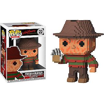 A Nightmare on Elm Street Freddy Krueger 8-Bit Pop! Vinyl