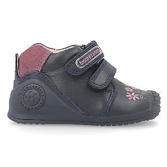 Biomecanics Girls 191133-A Ankle Boots Blue
