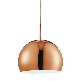 Richmond Copper Ball Light  40cm