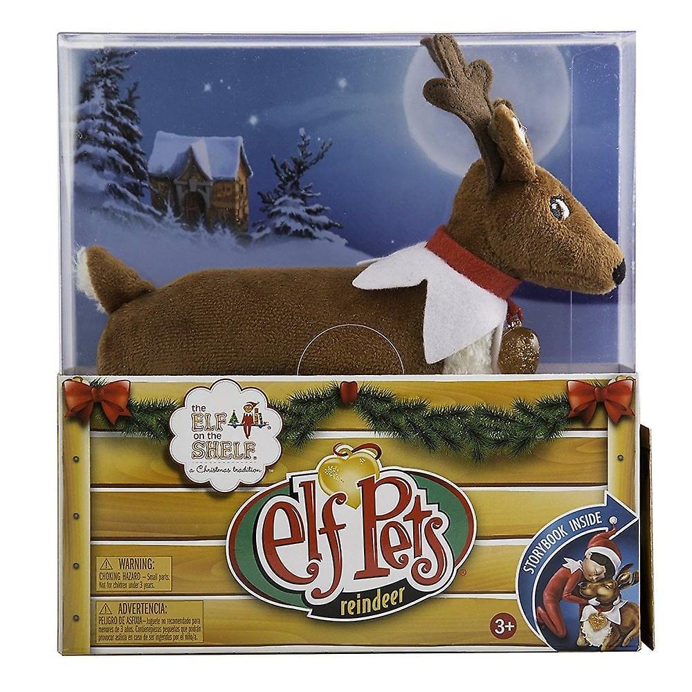 Elf On The Shelf Elf Pets -  Reindeer & Book