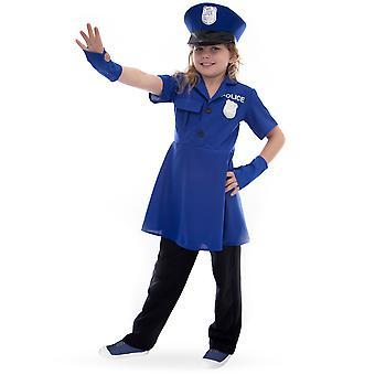 Mândru ofițer de poliție costum, L
