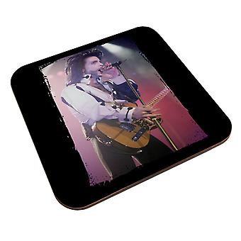 Prince Nude Tour 1991 Performing With Guitar Coaster