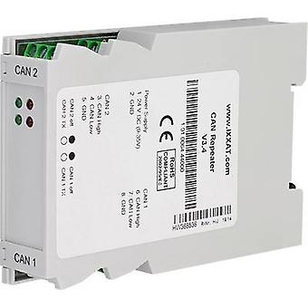CAN repeater CAN bus Ixxat 1.01.0064.44000 Operating voltage: 12 Vdc, 24 Vdc