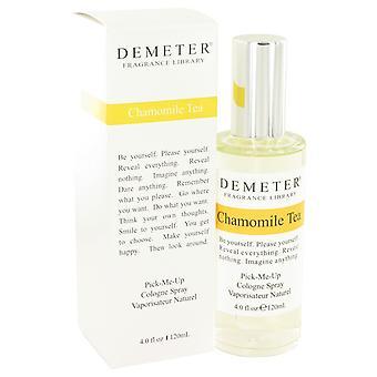 Demeter de Demeter Cologne thé camomille Spray 4 oz/120 ml (femmes)