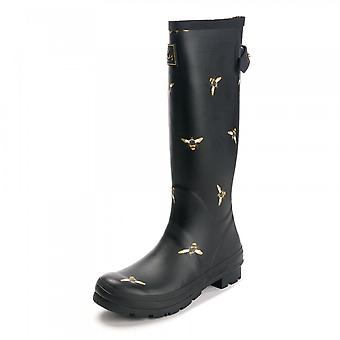 Joules Joules Welly Print Botas para Mujer 204270