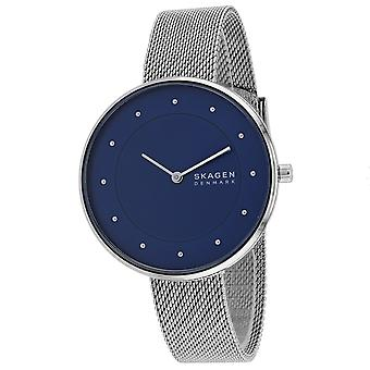 Skagen Women's Gitte Blue dial watch - SKW2809