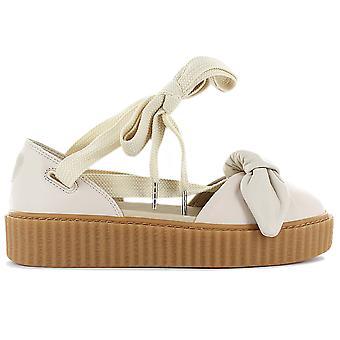 Puma BOW Creeper Sandal 365794-02 Damen Sandalen Rosa Sneaker Sportschuhe