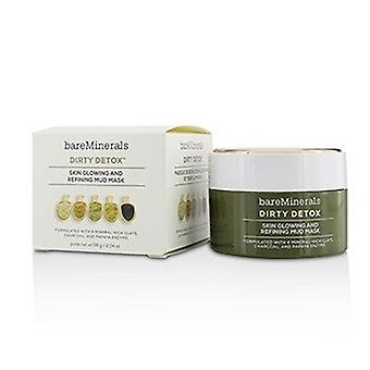 Bareminerals Dirty Detox Skin Glowing and Refining Mud Mask 58g/2.04oz