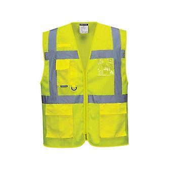 Portwest athens meshair workwear safety executive hi vis vest c376 Portwest athens meshair workwear safety executive hi vis vest c376 Portwest athens meshair workwear safety executive hi vis vest c376 Portwest