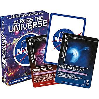 Nasa universe playing cards