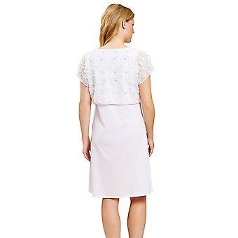 Féraud 3201123-10038 Dámské's Couture Rose Pink Loungewear Noční košile