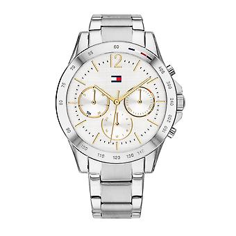 Tommy Hilfiger Watches 1782194 Ladies Haven Silver Steel Watch