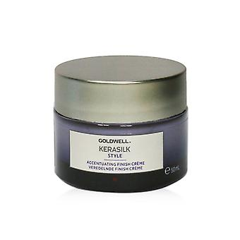 Goldwell Kerasilk Style Accentuating Finish Creme (for Weightless Touchable Hair) - 50ml/1.7oz