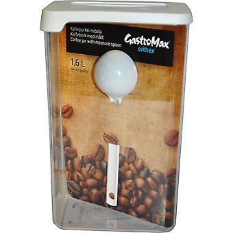 Gastromax Kaffeburk m. mått 1,6 L