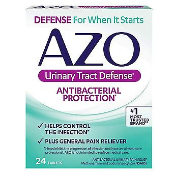 Azo urinary tract defense, tablets, 24 ea