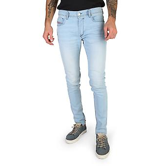 Diesel Original Men All Year Jeans - Culoare albastru 37839