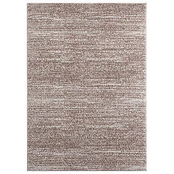 """23"""" x 36&; Beżowy dywan z poliestru z mikrofibry"""