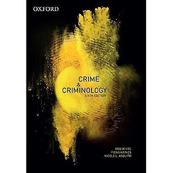 Kriminalitet & kriminologi