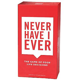 Never Have I Ever - Party Games