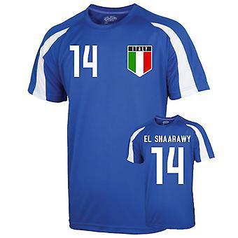 Италия спорта подготовки Джерси (Эль Shaaraway 14) - дети